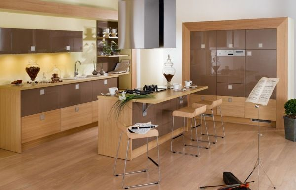 wooden kitchen interior design. 50 Modern Kitchen Designs Inspiration  Kitchen Designs