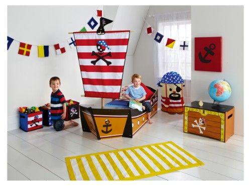Best Kinderzimmer Pirat Kinderbett x cm