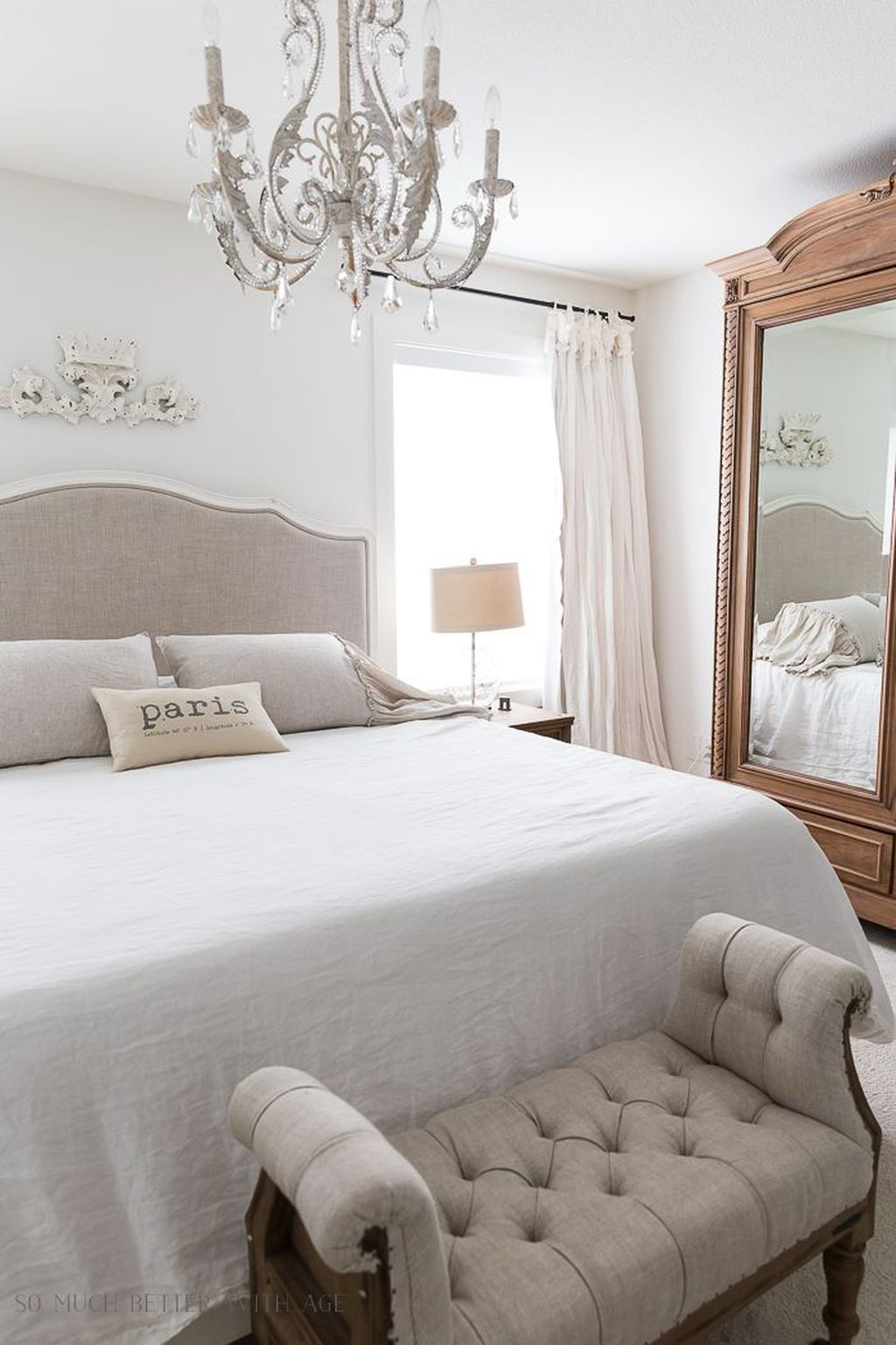 31 Stunning French Bedroom Decor Ideas That Will Inspire You In