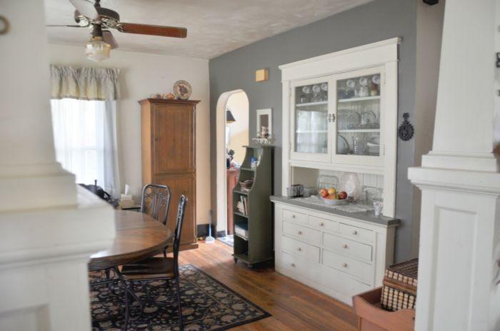 platzsparende Möbel Esszimmer modern Wohnküche Esszimmermöbel - esszimmer einrichtungsideen modern