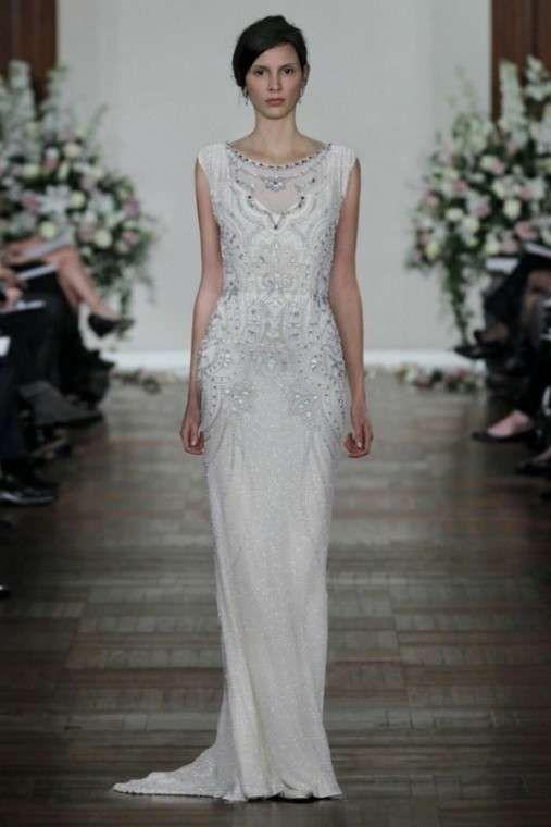 vestidos de novia años 20: fotos de los más fashion (foto 7/39