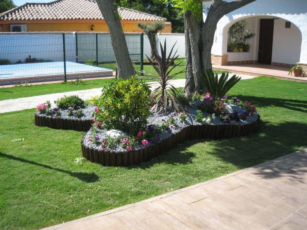 Decoracion de jardines de interior jardines y terrazas for Disenos de jardines con piedras decorativas