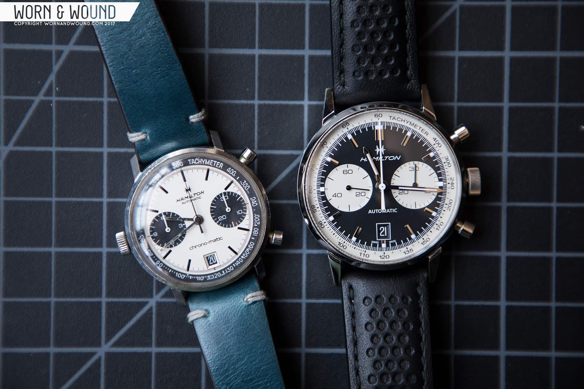 Hamilton Intra Matic 68 Auto Chrono Review Worn Wound Chrono Watches Chrono Watches