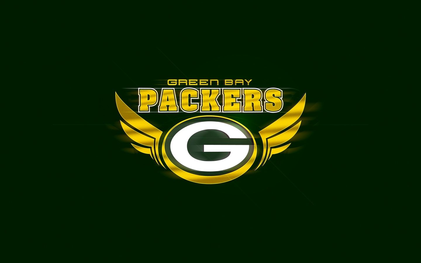Green Bay Packers Wings Logo Wallpaper Wallpapers Hd Wallpaper Green Bay Packers Green Bay Futbol Americano