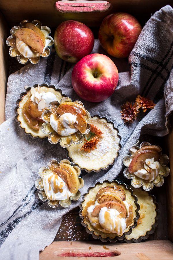 Easy Warm Swedish Caramel Apple Cheesecake
