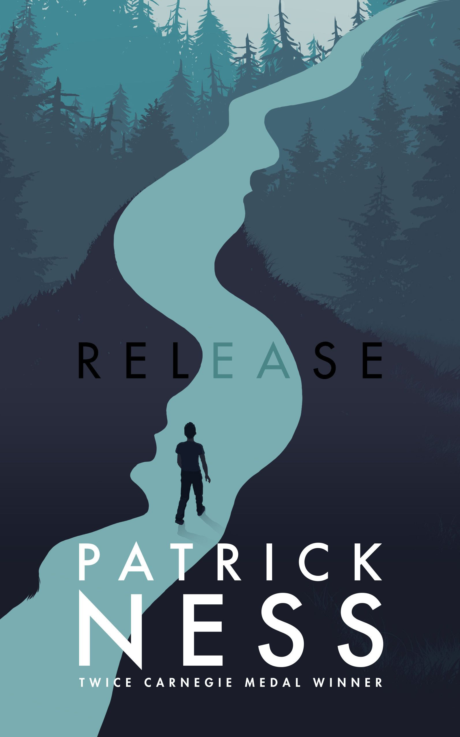 Exclusive Here S The Cover Of Patrick Ness S New Book Ya Book Covers Book Cover Design Inspiration Book Cover Design