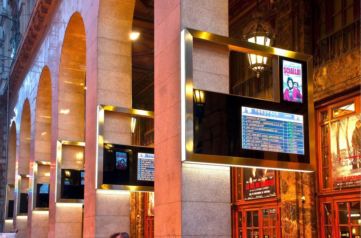 schermi digitali, digital signage, schermi a led