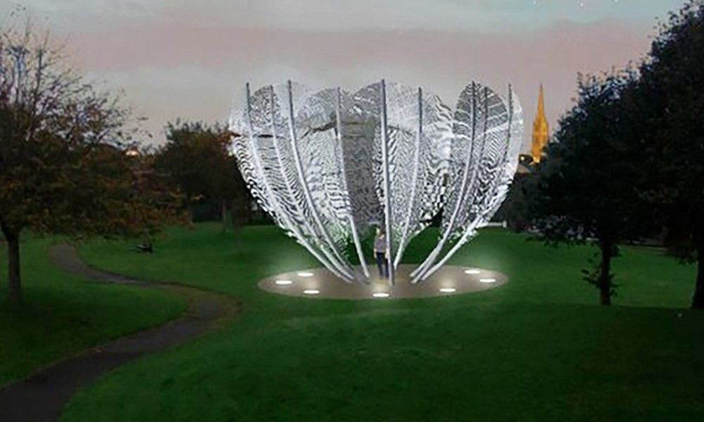 Ireland Builds Monument Honoring Native American Tribe