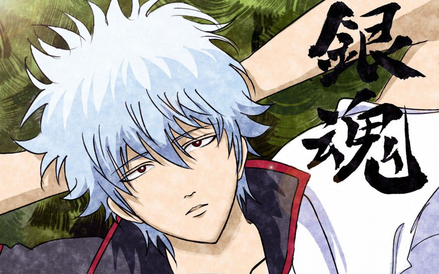 Can I Just Say Hes The King Of Troll And Badassery Gintoki From Gintama Jpg 1440x900