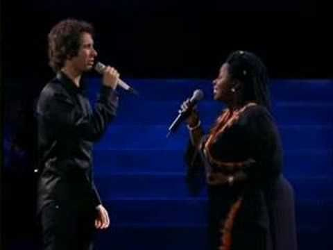 Josh Groban With Angie Stone The Prayer The Prayer Celine Dion The Wedding Singer Wedding Ceremony Songs