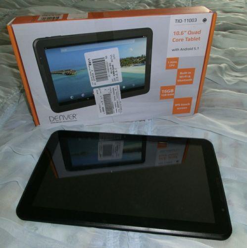 Ebay Angebot Denver Tiq 11003 106 Quad Core Android Tabletihr