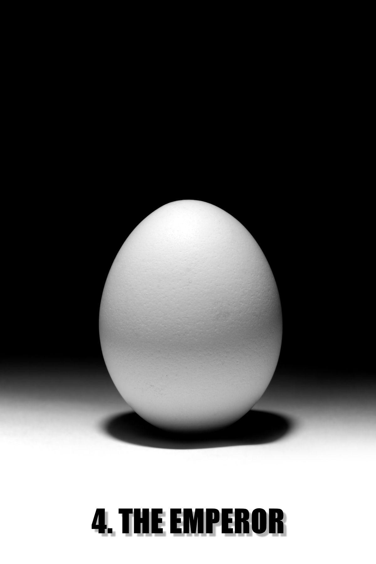 Egg Tarot The Emperor The Hierophant The Magicians Eggs