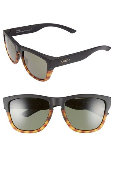 ba05aa3994f42 Smith Optics  Clark  54mm Sunglasses