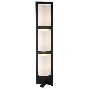Zen Floor Lamp Lamp Floor Lamp Dark Walnut Floors