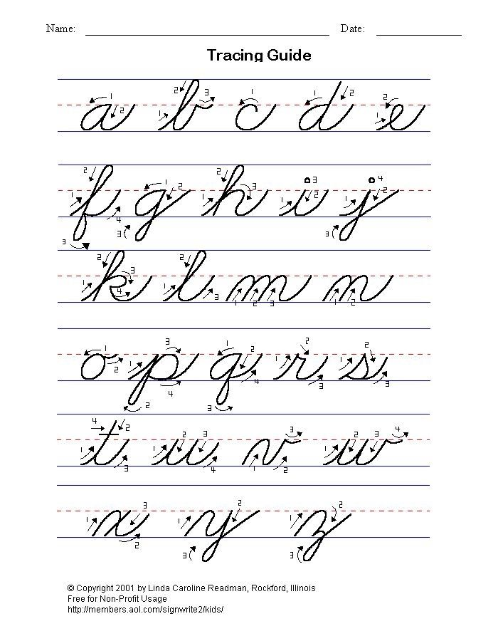 25 Best Ideas About Capital Letters In Cursive On Small Letter Writing 700x900