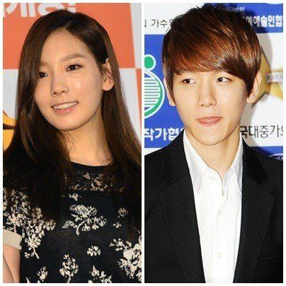Baekhyun and taeyeon dating sm confirmation