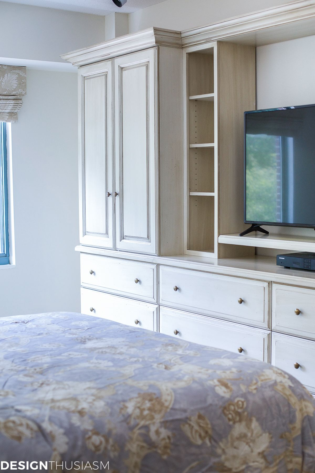 Downsizing Tips  How To Keep The Bedroom Light And Bright