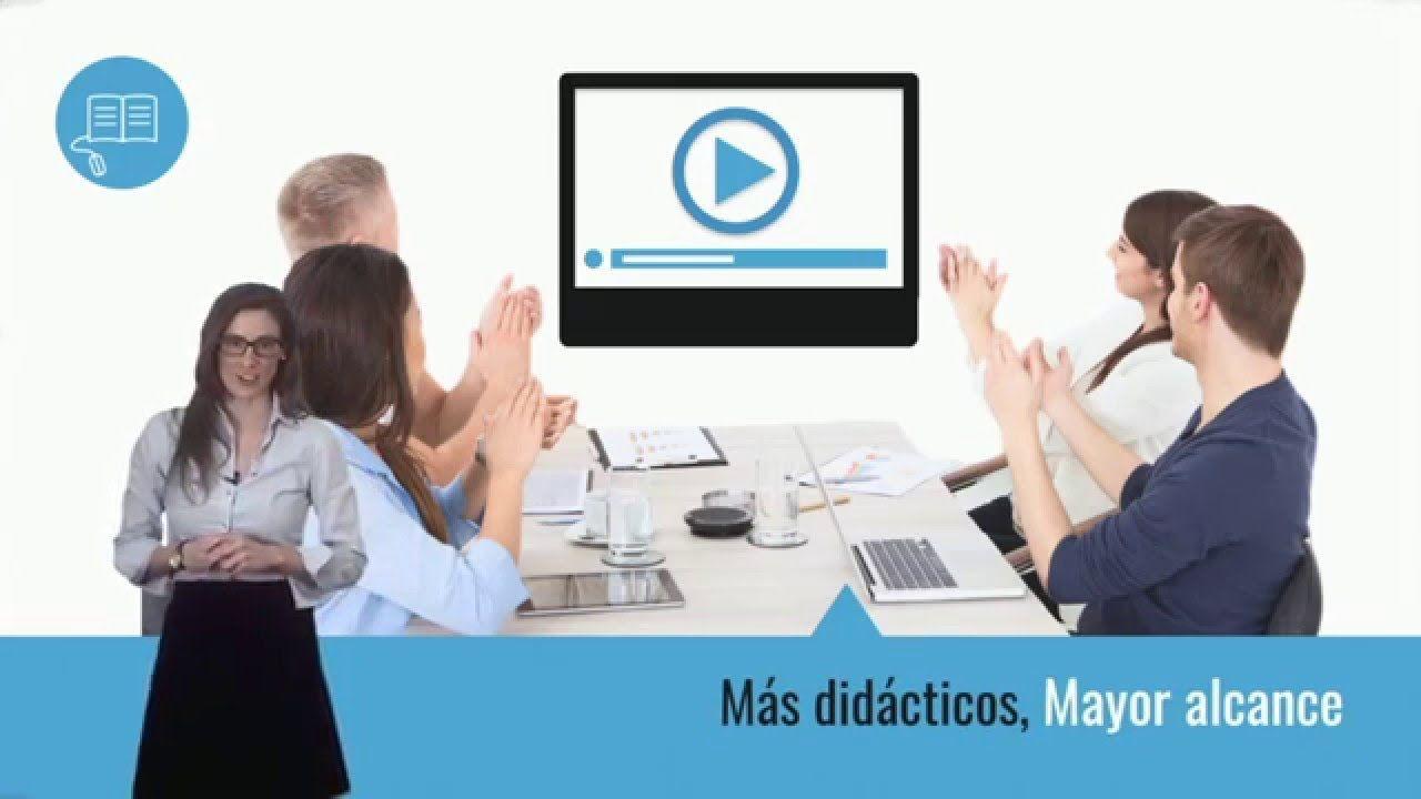 Vídeo formación, vídeo curso