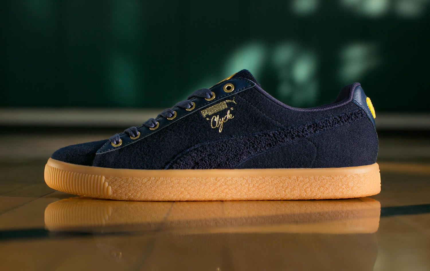 Puma Clyde Legacy Collection #puma #pumaclyde #trainers