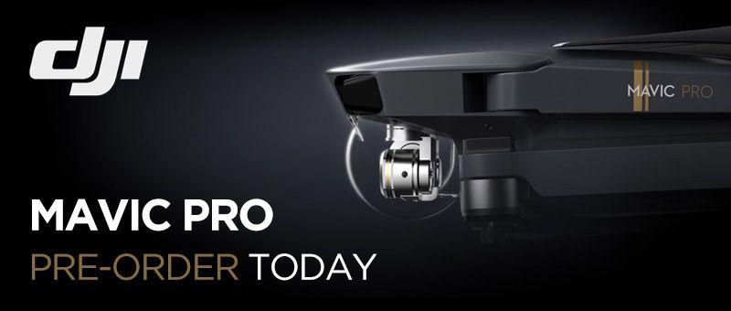 drone dji mavic pro www.horusdynamics.com