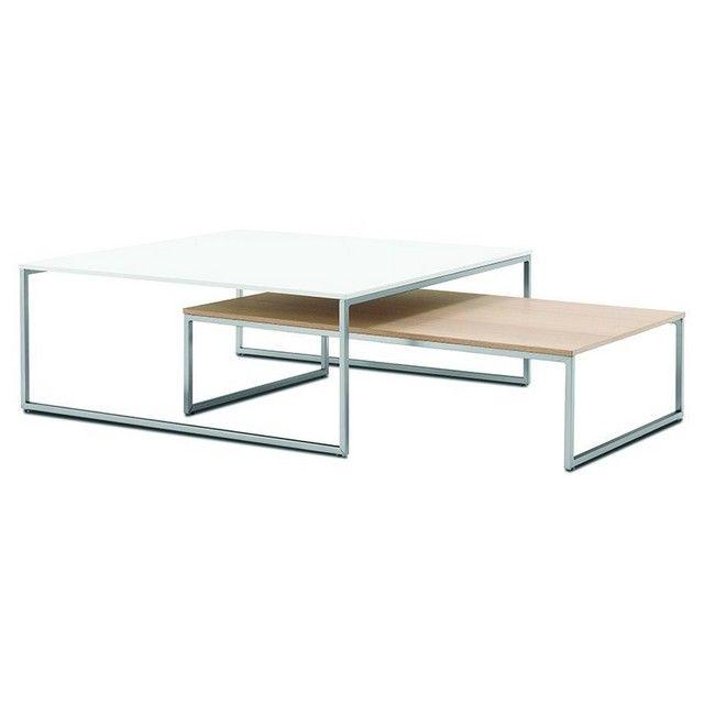 Idees Deco Maison Tables Basses Rectangulaires Pour Votre Salon Grand Classique Decorati Coffee Table Contemporary Coffee Table Coffee Table Design