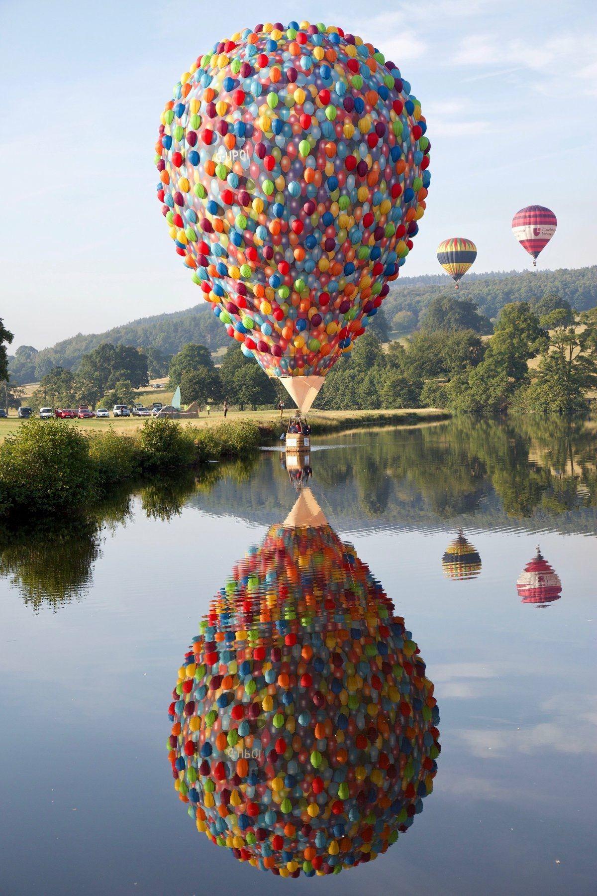 Pin by Marlon Long on Ballooning Photos in 2019 Hot air