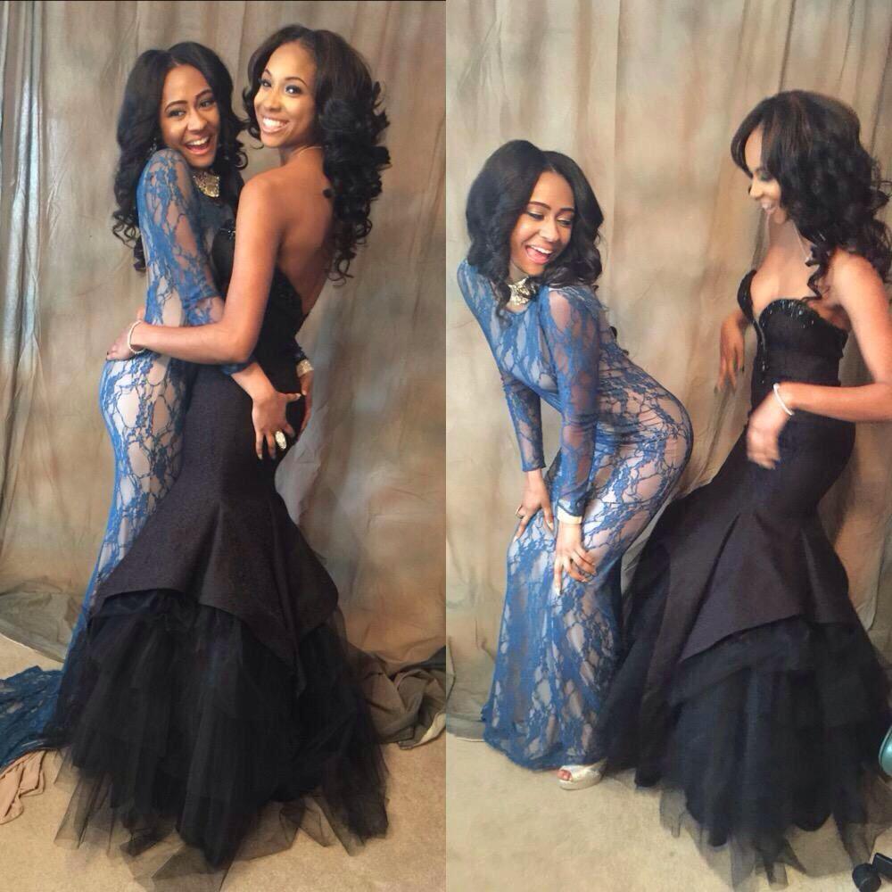 Prom Dresses for BFFs