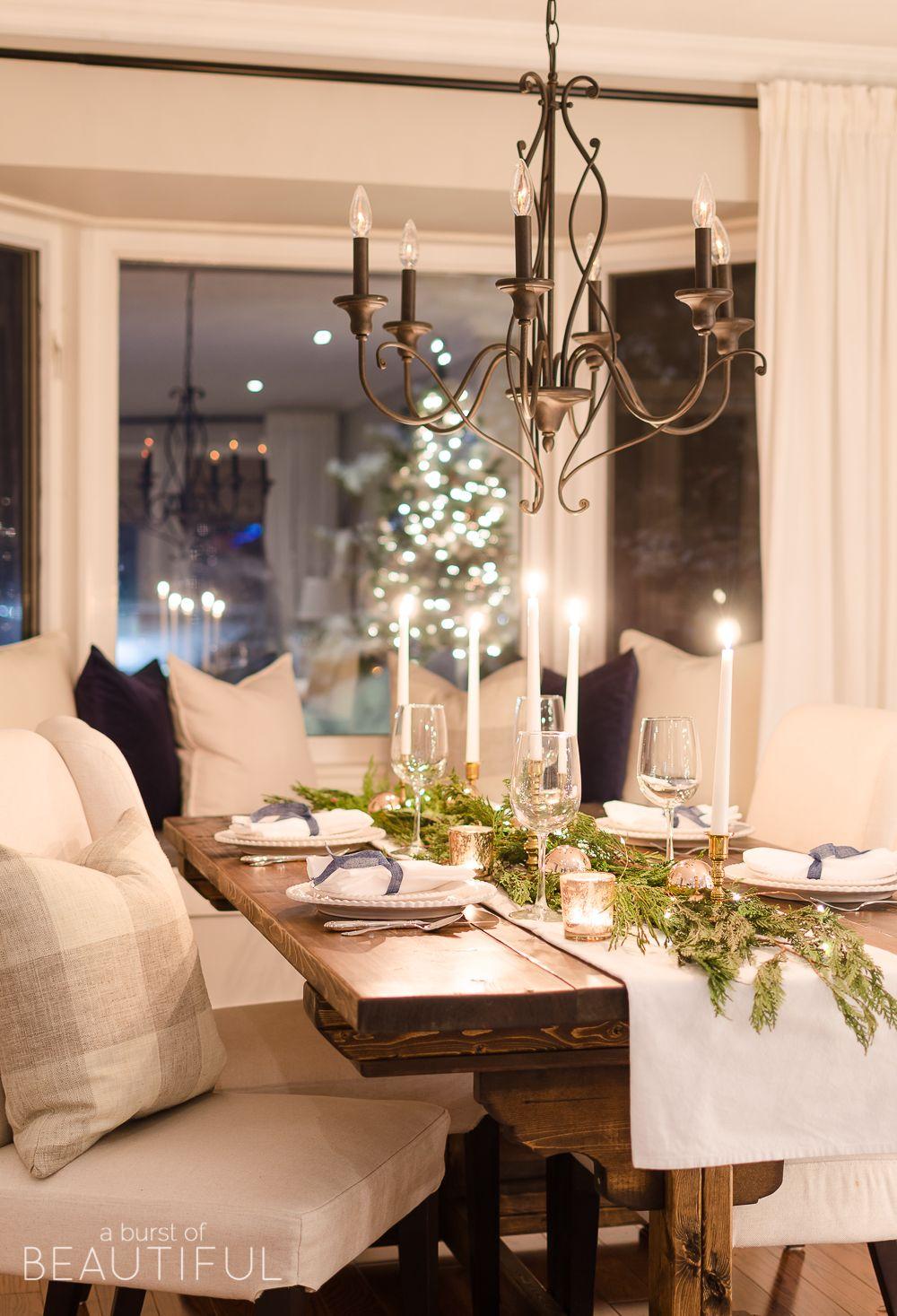 christmas night tour | christmas night, modern farmhouse and modern
