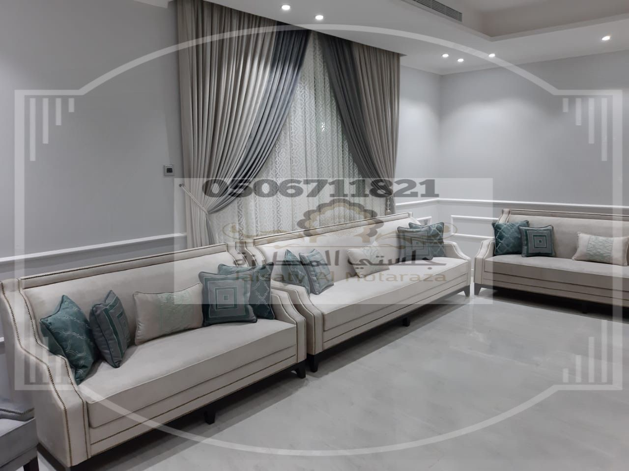 كنب مودرن روعة من تصميم وتنفيذ جلستي المطرزة جوال 0506711821 Living Room Design Decor Living Room Decor Apartment Living Room Designs
