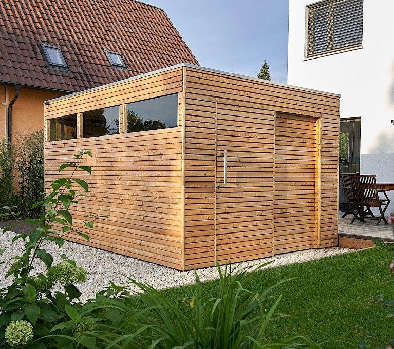 Gartenhaus Woody