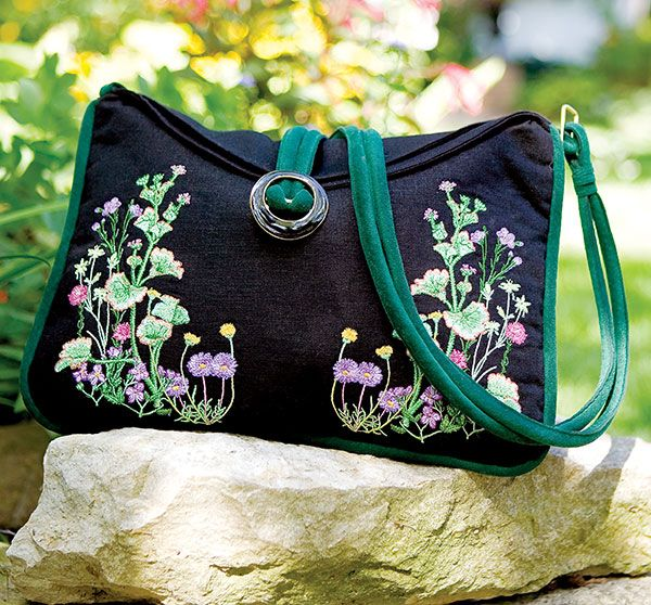 Field of Flowers Bag