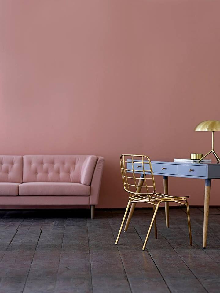 Rose Quartz and Serenity huis Pinterest Frühjahr, Wohnzimmer - schlafzimmer dunkle farben
