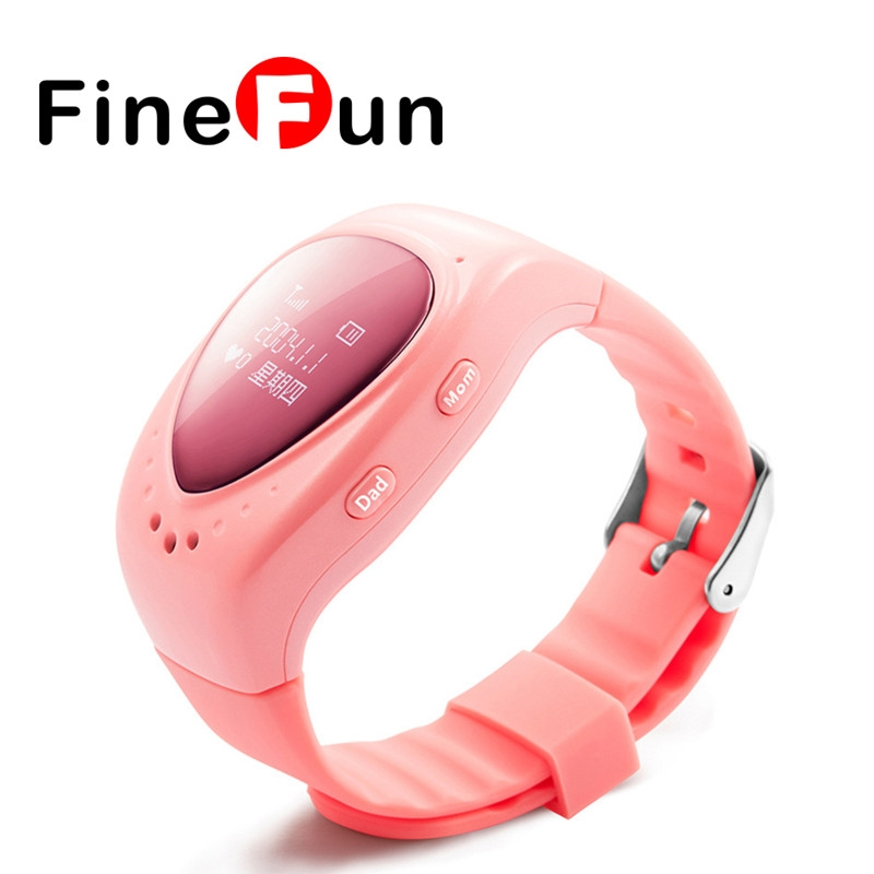 39.99$  Watch here - http://ali5ej.shopchina.info/go.php?t=32732600106 - FineFun Original A6 GPS Tracker Watch for Kids Children Smart Watch with SOS button GSM phone support Android&IOS Anti Lost  #aliexpress