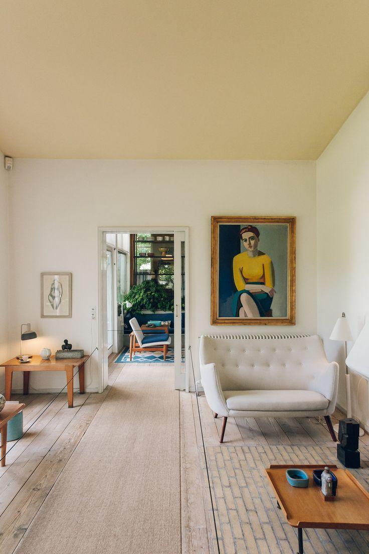 Finn Juhl's House — Copenhagen — Haarkon