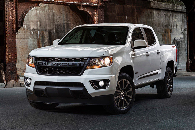 All New Chevrolet Colorado 2020 Avtomobili