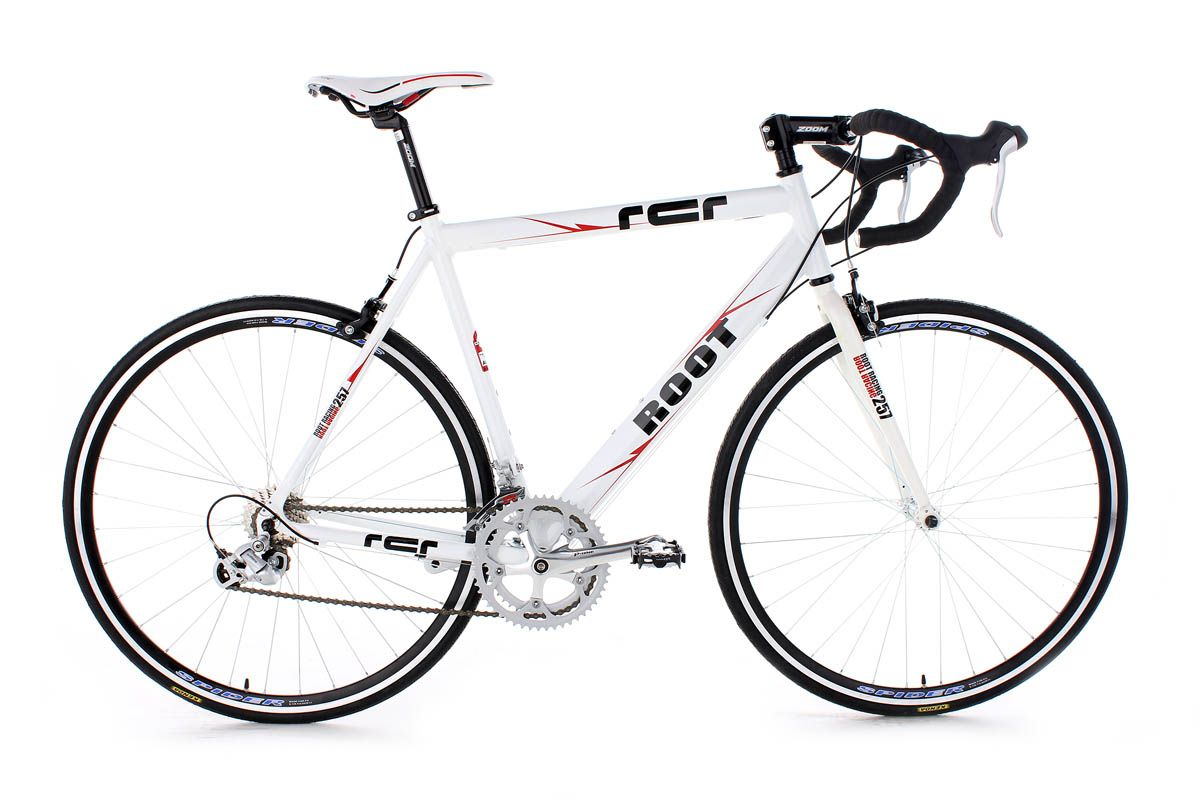 Ks Cycling Racing Bicycle Rennrad White Racer Racing Bikes