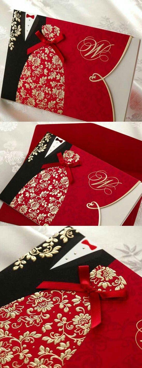 Pin By Gordana Gavranovic On A Invites Indian Wedding Invitation Cards Indian Wedding Cards Wedding Cards Handmade