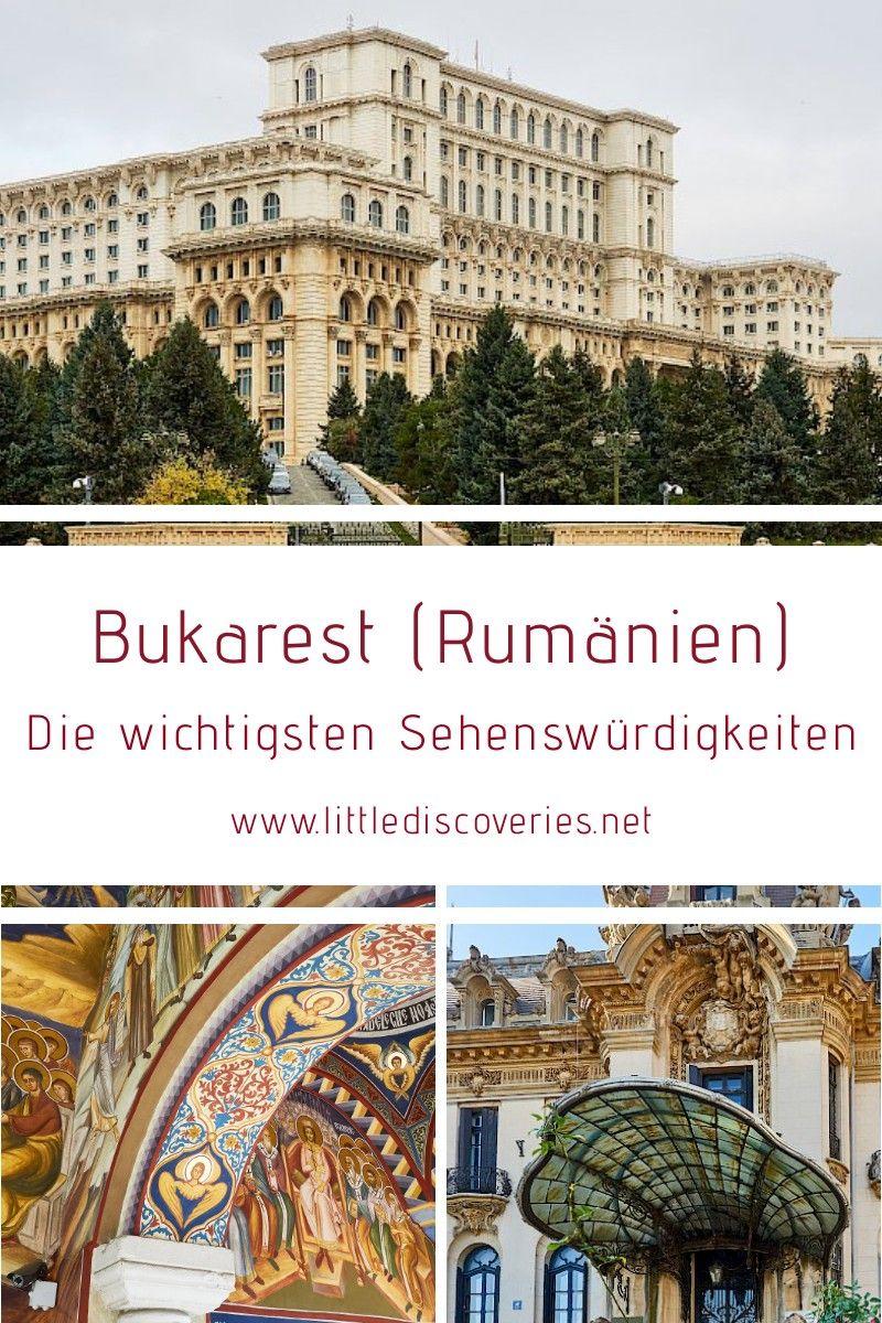Bukarest Rumanien Die Wichtigsten Sehenswurdigkeiten Europa Reisen Bukarest Rumanien