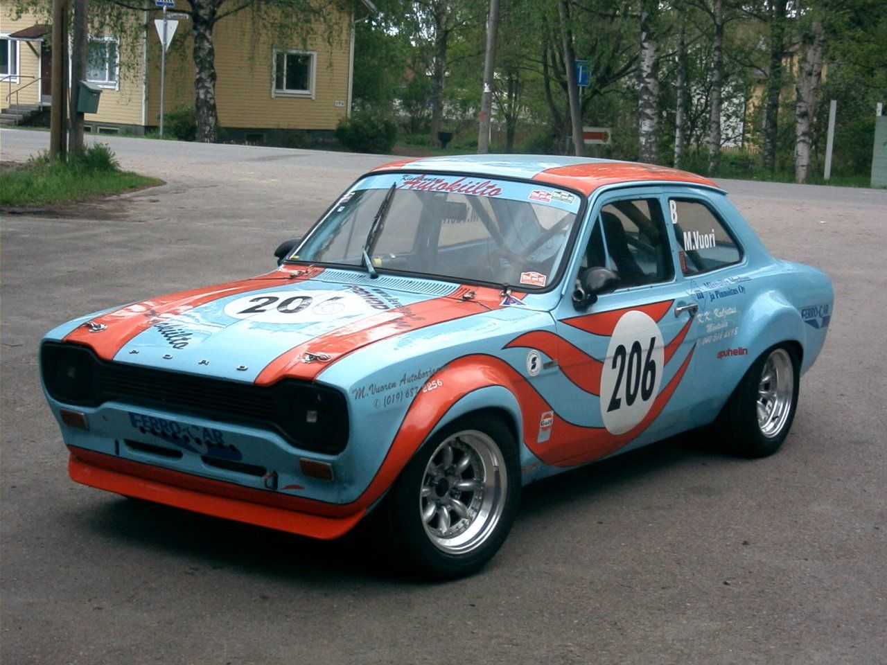 Ford Escort Mk1 | SMCars.Net - Car Blueprints Forum | race cars ...