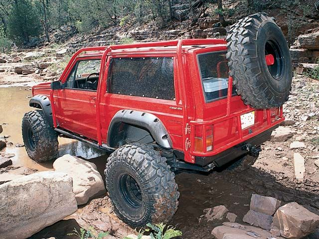 2 Door Trail Jeep Cherokee Jeep Xj Mods Jeep Cherokee Xj