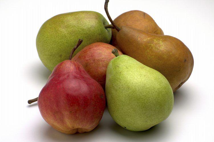 cuantas calorias tiene una pera