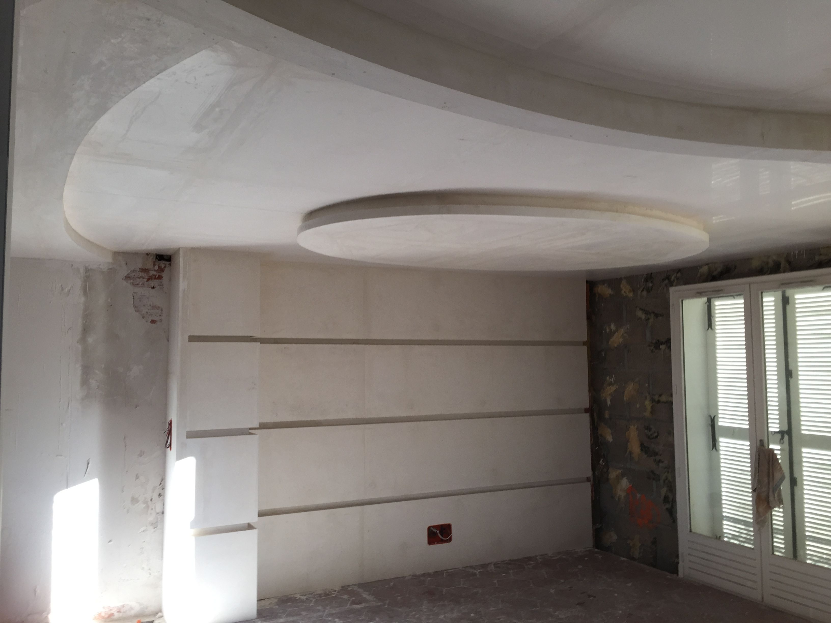 Deco Plafond Chambre Decoration En Staff Region Centre Decoration Interieur