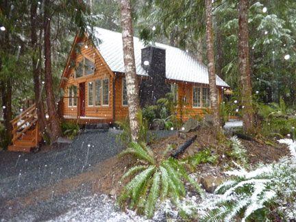 Muir Cabin At Mount Rainier, Copper Creek Resort