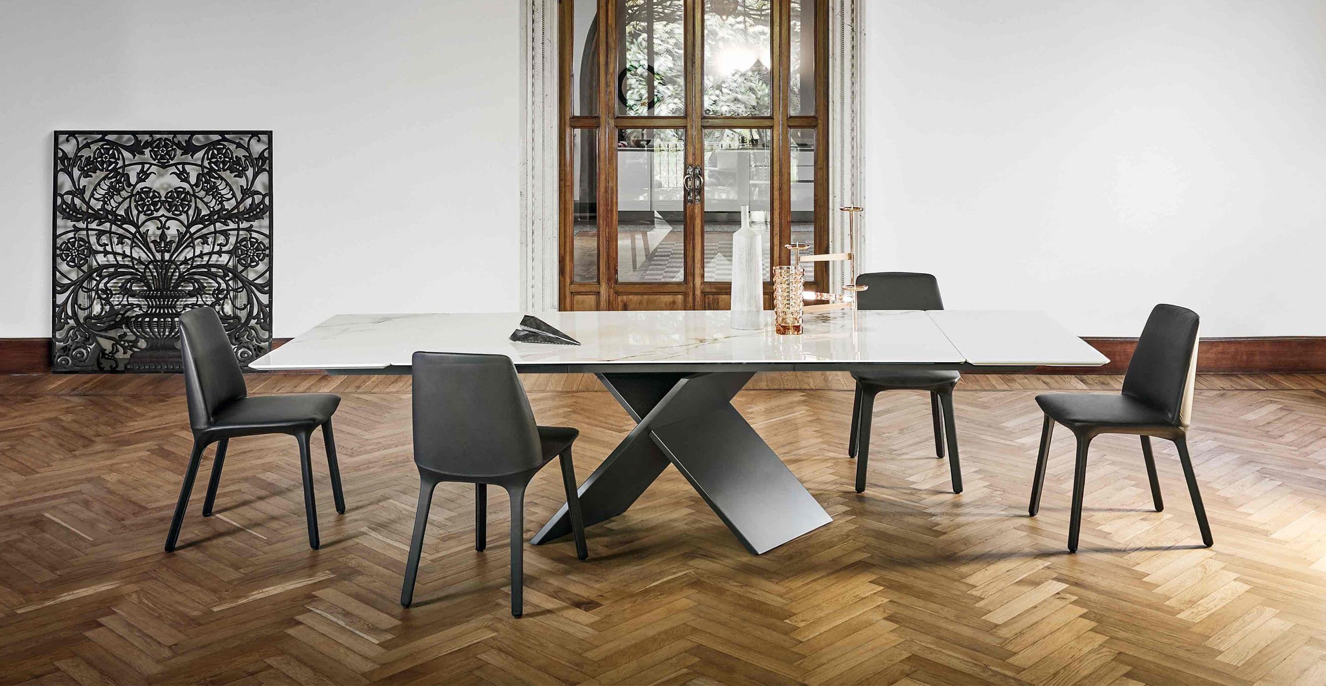 Ax Bonaldo Table Extendable In 2020 Ceramic Dining Table Dining Table Price Italian Dining Table