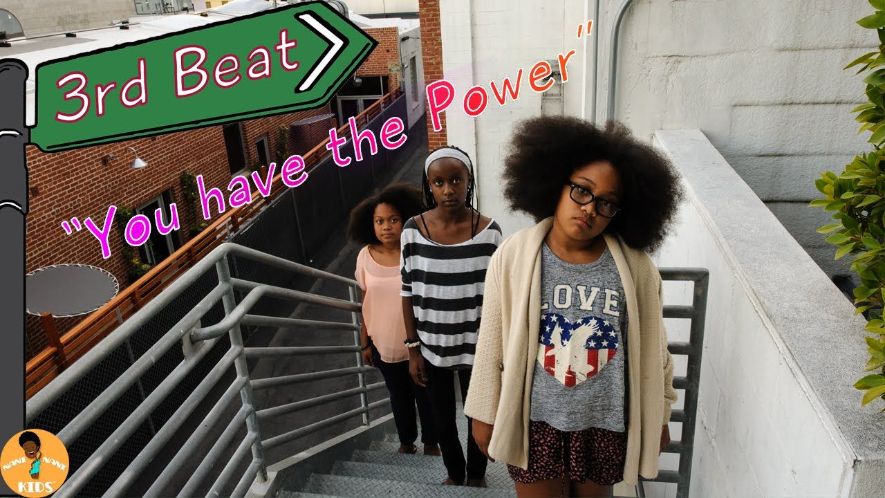 """Hello Artist!  Watch the debut single.. """"YOU HAVE THE POWER"""" by 3rd Beat: https://www.youtube.com/watch?v=wjy5Mc9J1ik"""