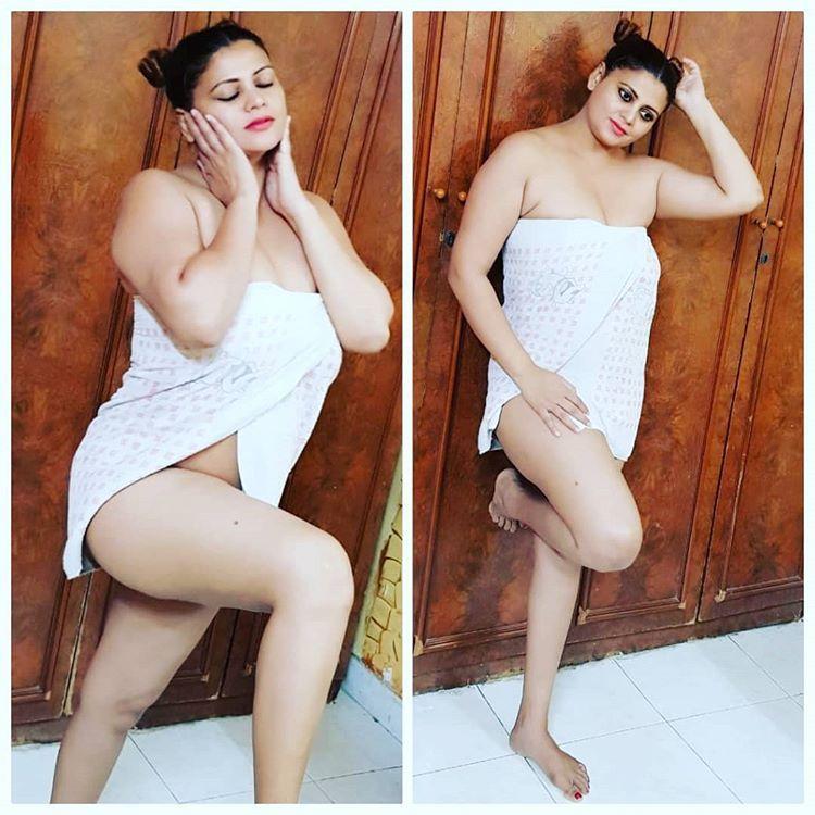 "Sapna Sappu on Instagram: ""#after #gym #shower #relax #mood ..."
