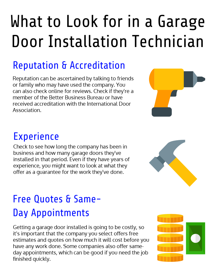 Pin By Precision Garage Door Service On Infographics