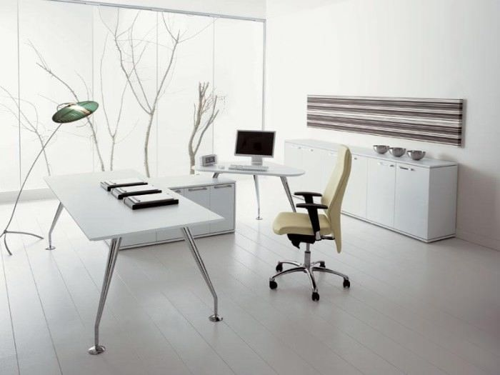 50 Home Office Ideas Working From Your Home With Your Style Minimalist Office Design Small House Interior Design Minimalist Home
