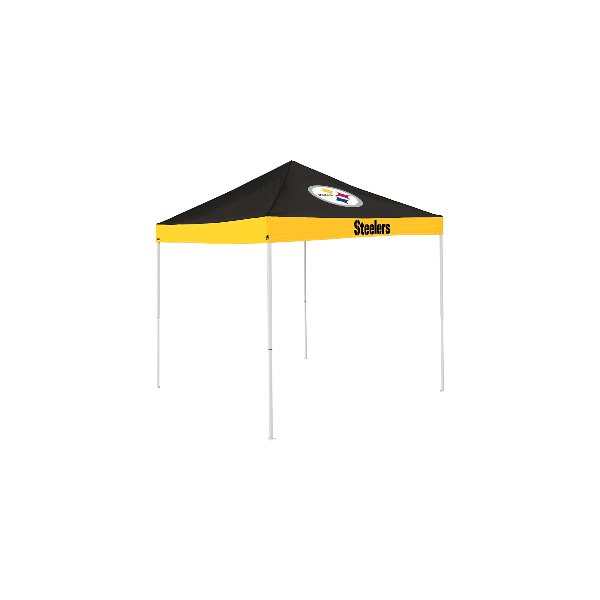 NFL Pittsburgh Steelers 9x9u0027 Gameday Canopy Tent  sc 1 st  Pinterest & NFL Pittsburgh Steelers 9x9u0027 Gameday Canopy Tent | Canopy tent ...