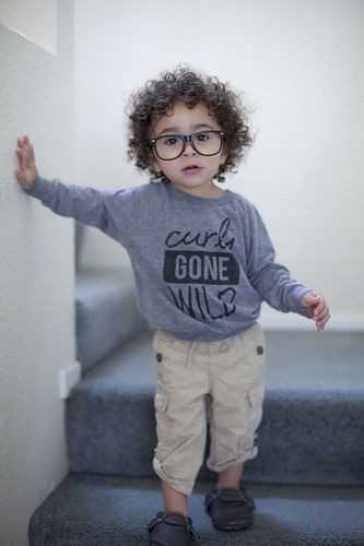Curly Hair Boy Curly Duo Lifestyle Pinterest Boys With Curly